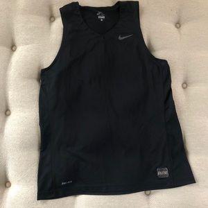 Nike Elite Moisture Wicking Vneck Tank Top XL